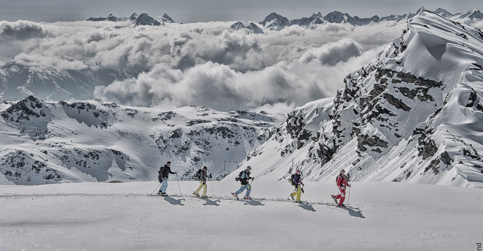Photo: A.Bertrand - Val Thorens slopes