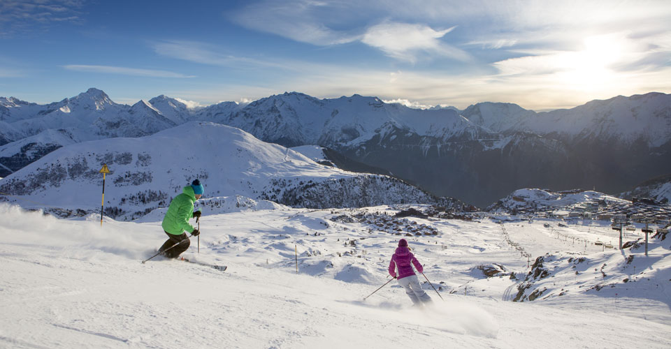 Photo: L_Salino - skiing in Alpe d'Huez
