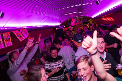 Alpen Express bar-disco