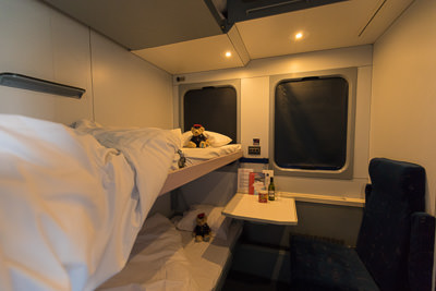 Alpen Express 5-berth compartment