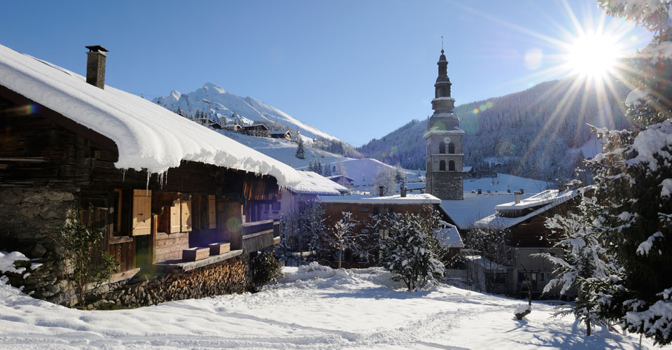 Photo: La Clusaz Tourisme - La Clusaz chalet