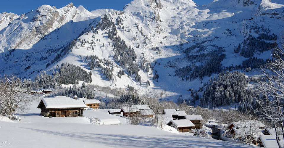 Photo: Pascal Lebeau - La Clusaz ski holiday chalets