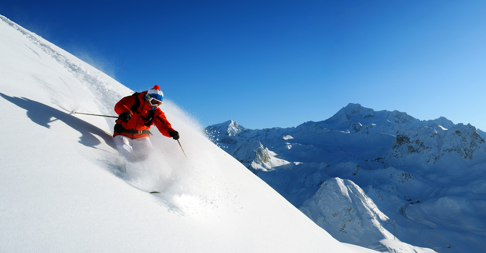Photo: Ph Royer / La Plagne Tourisme - La Plagne slopes