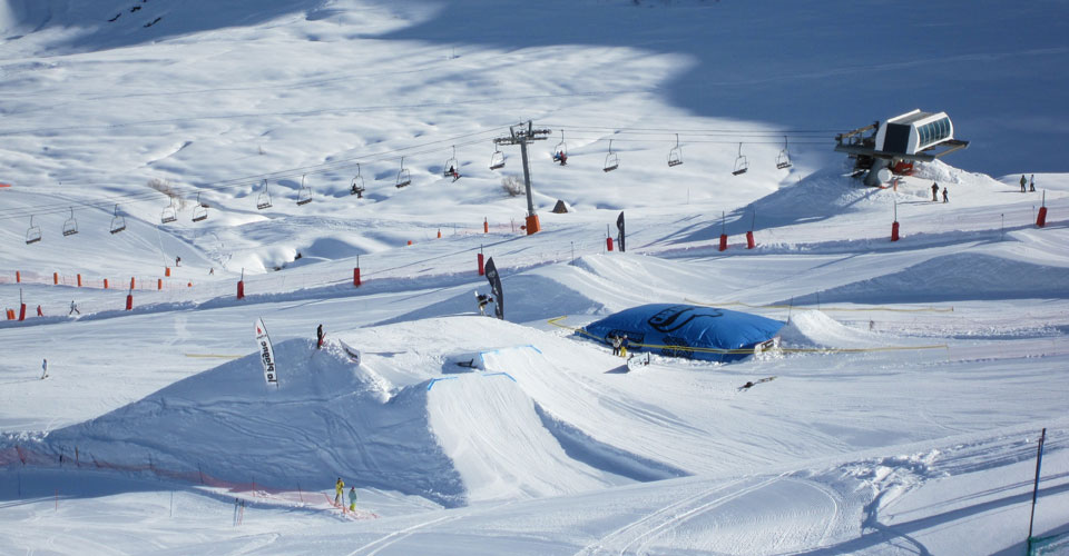 Photo: RJanau / La Plagne Tourisme - La Plagne slopes