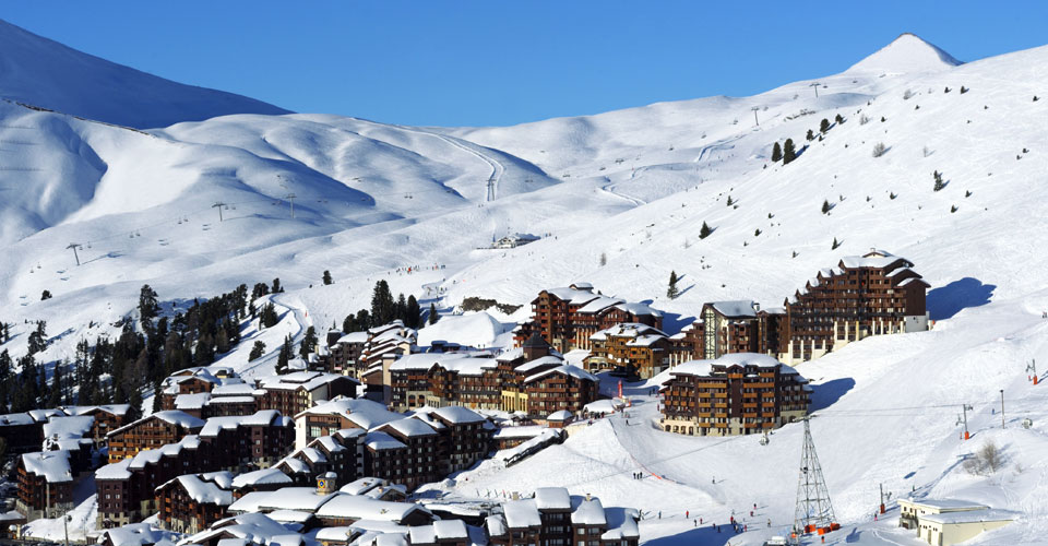 Photo: La Plagne Tourisme - La Plagne slopes