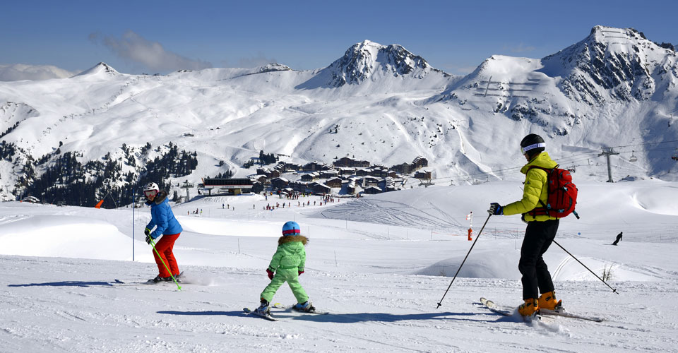 Photo: La Plagne Tourisme - La Plagne family holiday