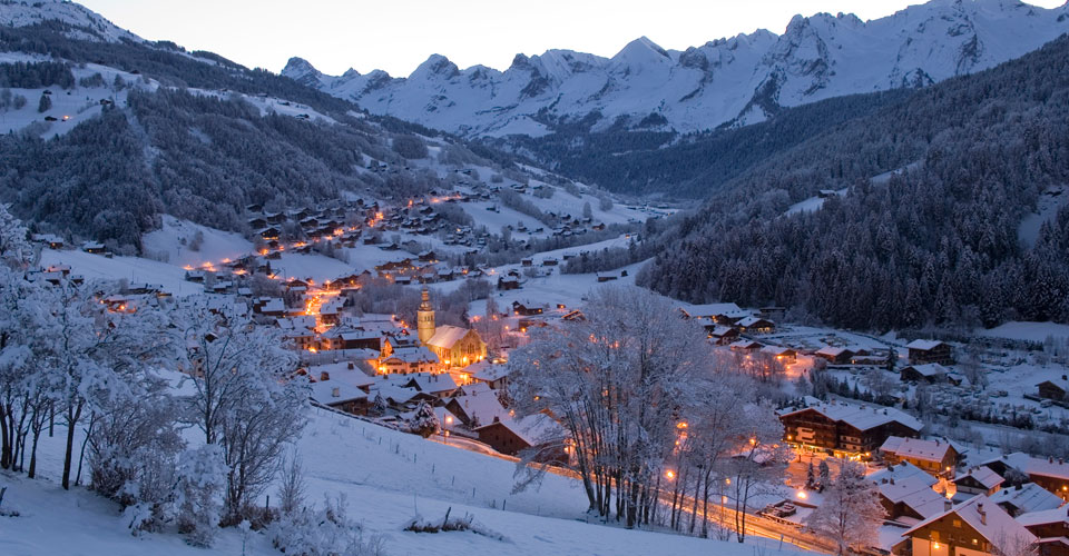 Photo: G.Lansard - Le Grand Bornand Village