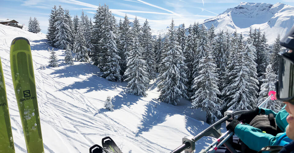 Photo: Morzine Tourisme - skiing in Morzine