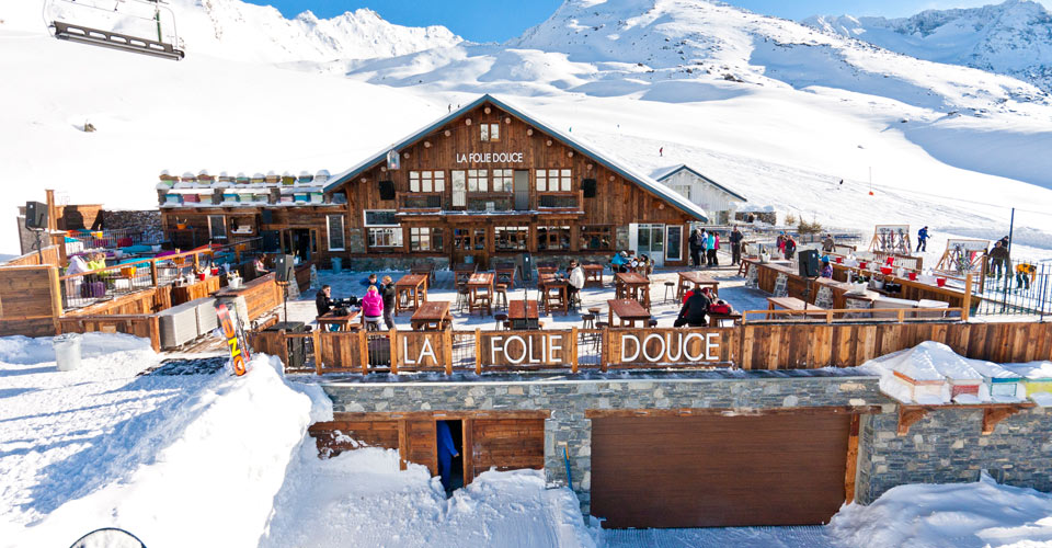 Photo: OT Val Thorens - Folie Douce Val Thorens