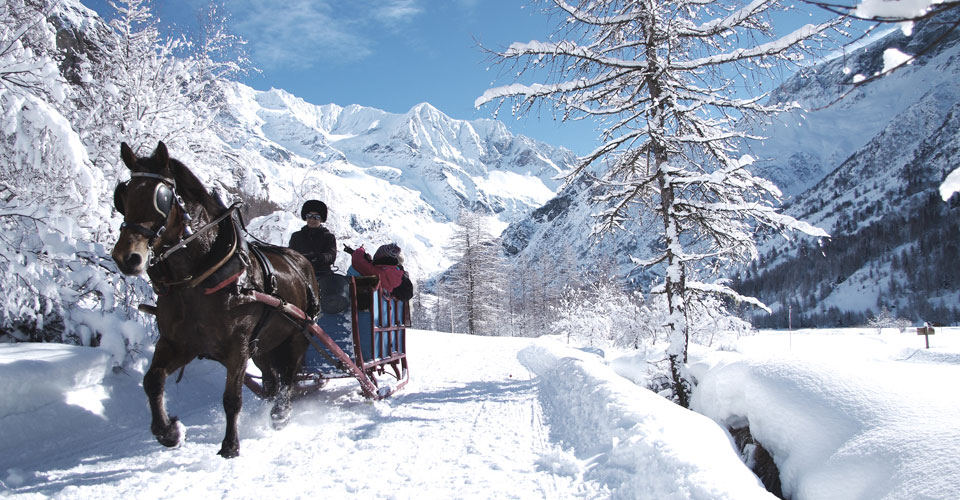 Photo: OT Peisey-Vallandry - Peisey-Vallandry horse ride