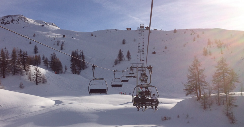 Photo: Sauze d'Oulx Tourism - Sauze d'Oulx skiing