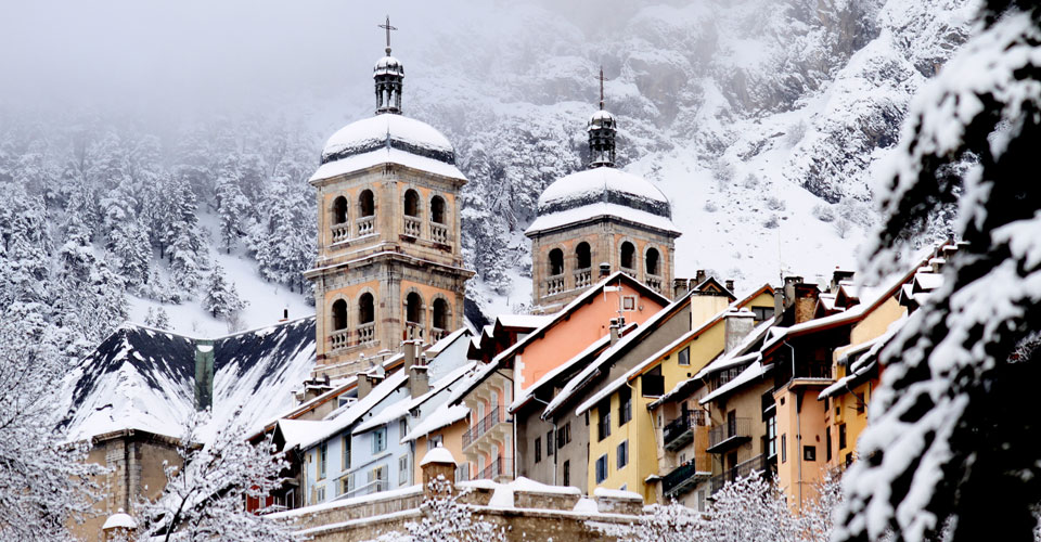 Photo: Agence Zoom - Serre Chevalier village
