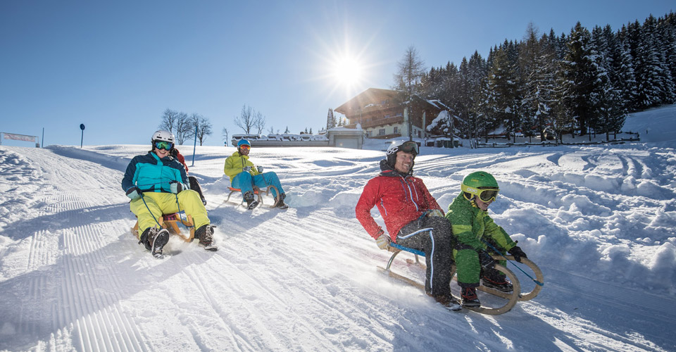 Photo: FotoShootStyle - Sledging in Alpbach