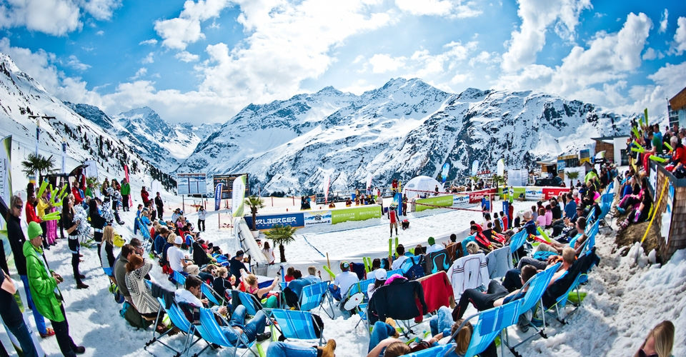 Photo: St Anton Tourism/Hermann-Meier - St Anton ski event