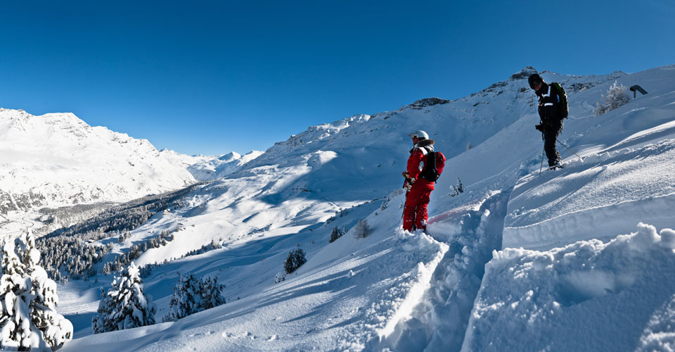 Photo: ESF Val Cenis_Alban PERNET - lessons in Val Cenis