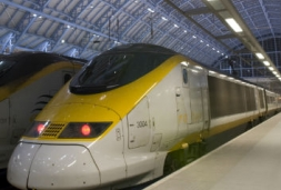 Eurostar Ski Train booking 2014