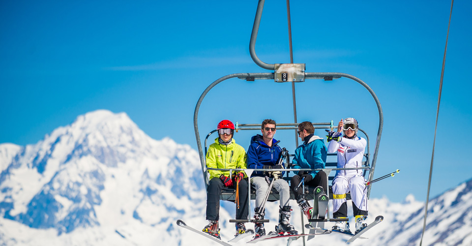 Photo: Val d'Isere Tourisme - Val d'Isere chairlift