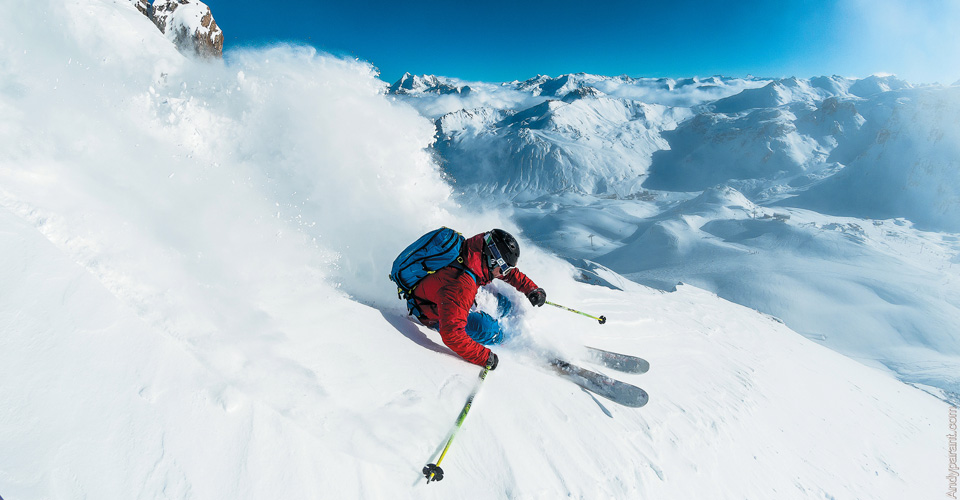 Photo: Val d'Isere Tourisme - Val d'Isere skiing
